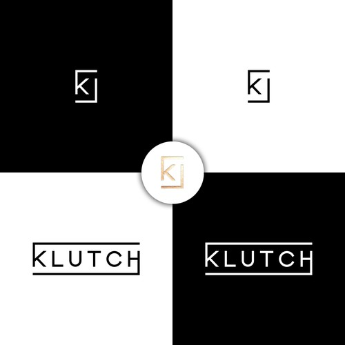 Neutral design with the title 'KLUTCH'