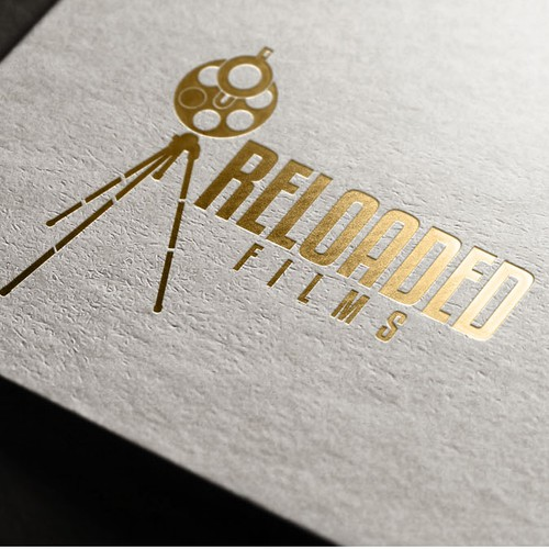 Artillery logo with the title 'Film producer design'