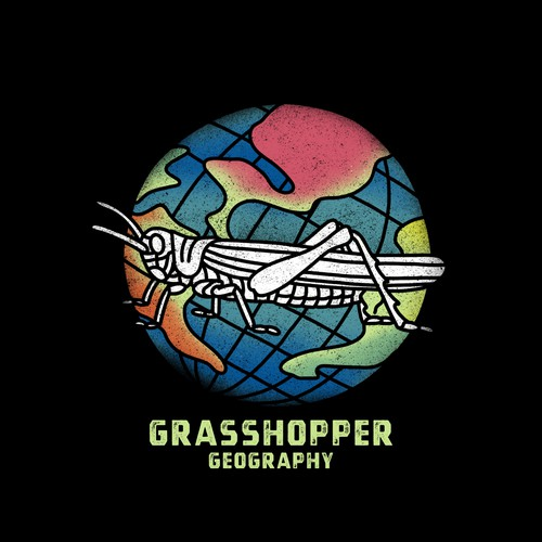Grasshopper design with the title 'Insect World'