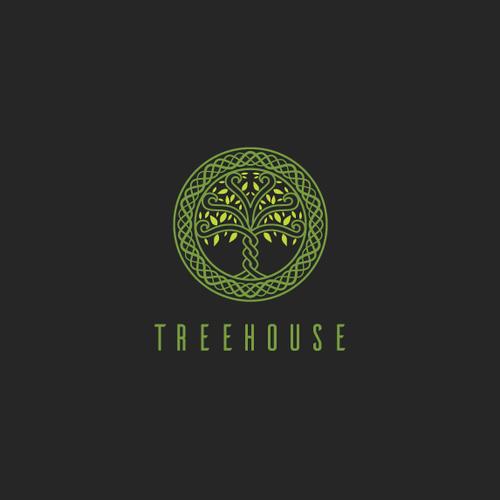 Nautilus logo with the title 'Treehouse logo'