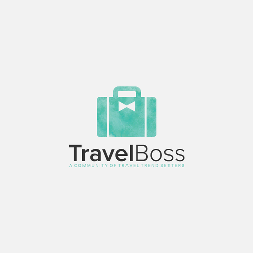 Community brand with the title 'Travel Boss'