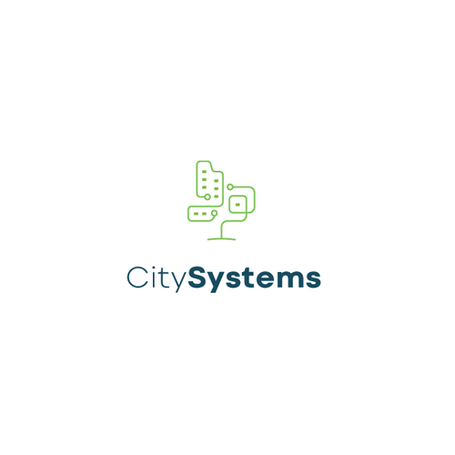 System design with the title 'Trees and cities and technology, oh my!'