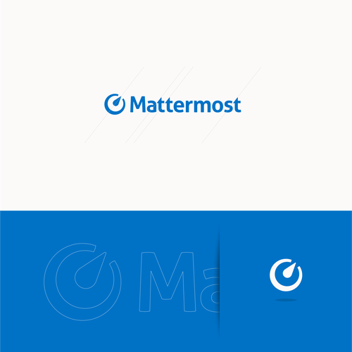 Professional logo with the title 'Mattermost'