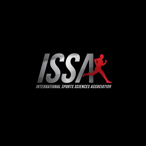 Platinum logo with the title 'Fresh look for a sport association'