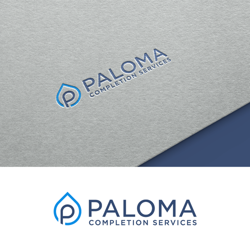 Oilfield logo with the title 'Paloma Completion Services'
