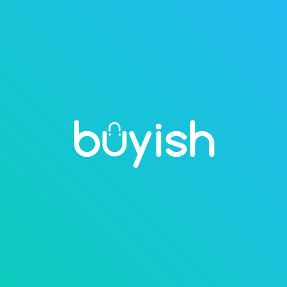 Shop logo with the title 'Buyish'