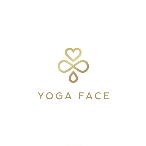 Body logo with the title 'Yoga Face'