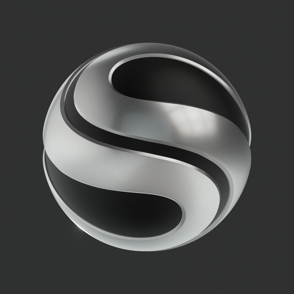 3-dimensional design with the title 'SilverOnyx Orb'