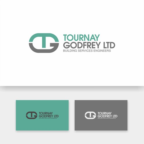 Home improvement logo with the title 'Tournay-Godfrey Ltd requires logo for their engineering company'