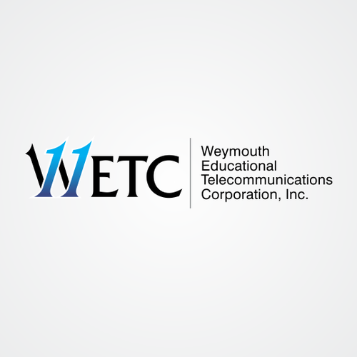 Antenna logo with the title 'Logo for WETC 11'