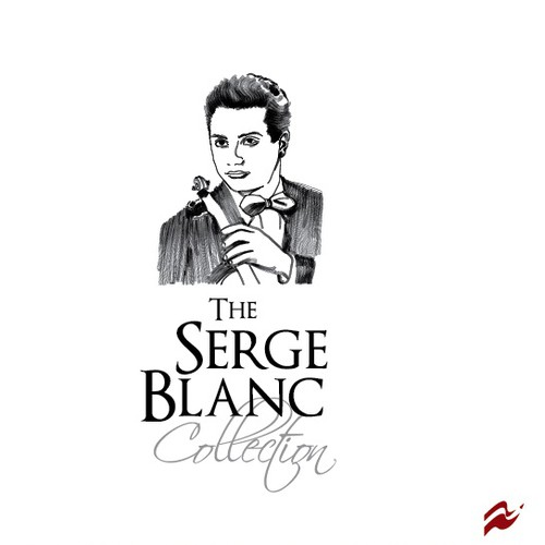 Album logo with the title 'The Serge Blanc Collection'