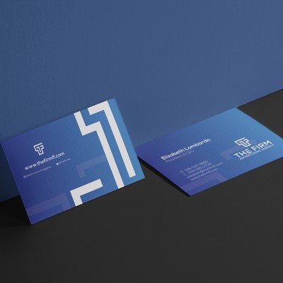 Business Cards for Marketing Brand