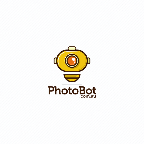 Robot brand with the title 'PhotoBot'