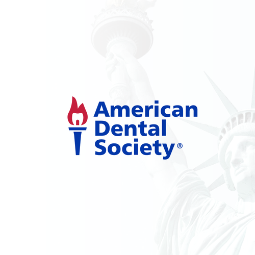 American logo with the title 'Clever and modern logo design'