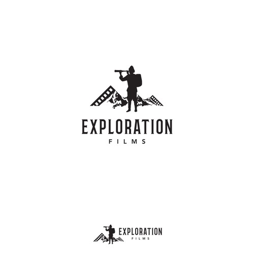 Film brand with the title 'Exploration'