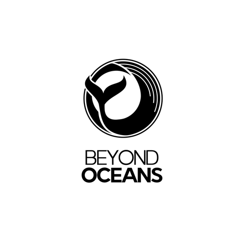 Conservation logo with the title 'BEYONDOCEANS'