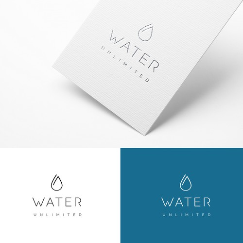 Solid design with the title 'Logo concept'