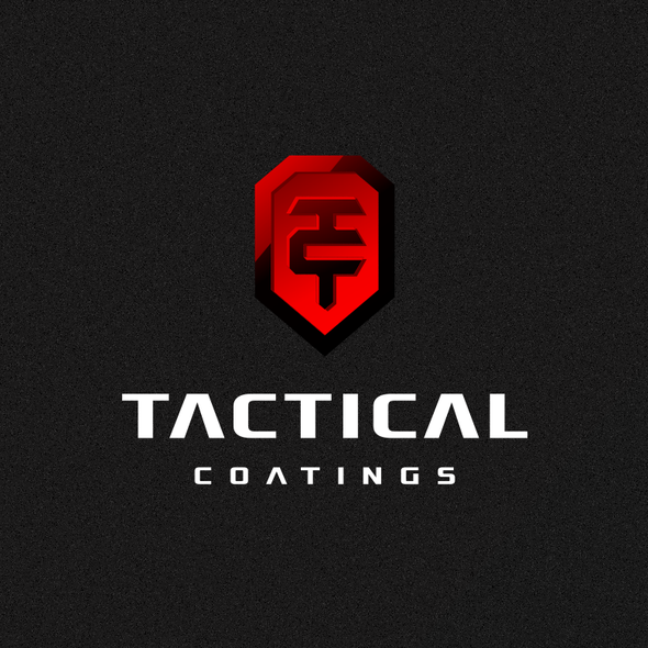 Tactical logo with the title 'TACTICAL COATINGS'