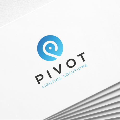 Hand logo with the title 'Smart minimalistic design for multi-purpose brand.'