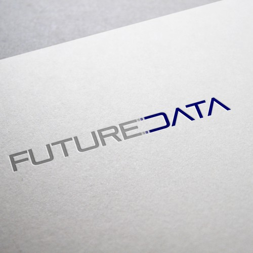 PNG design with the title 'Future data'