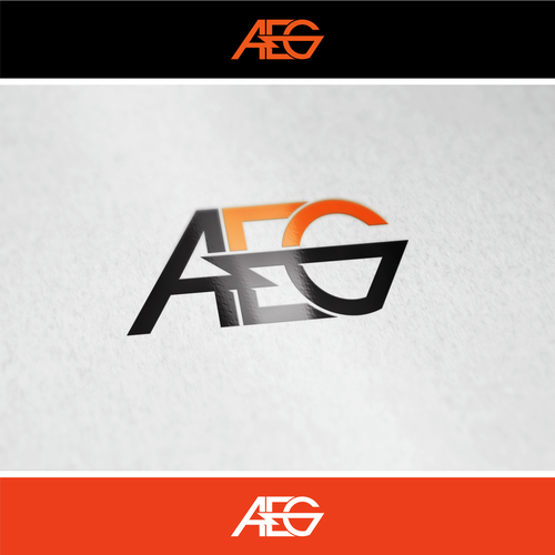 Flash logo with the title 'AEG'