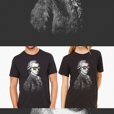 Unique and Awesome Shirt design.