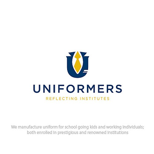 Manager logo with the title 'Uniformers'