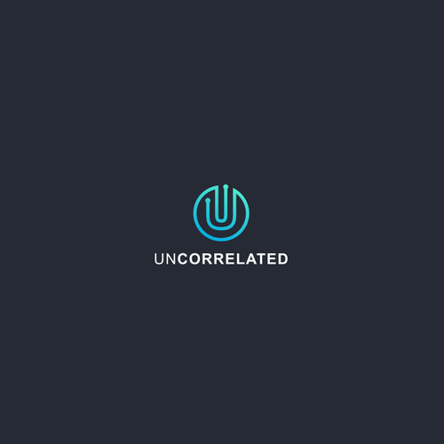 Economy logo with the title 'UNCORRELATED'