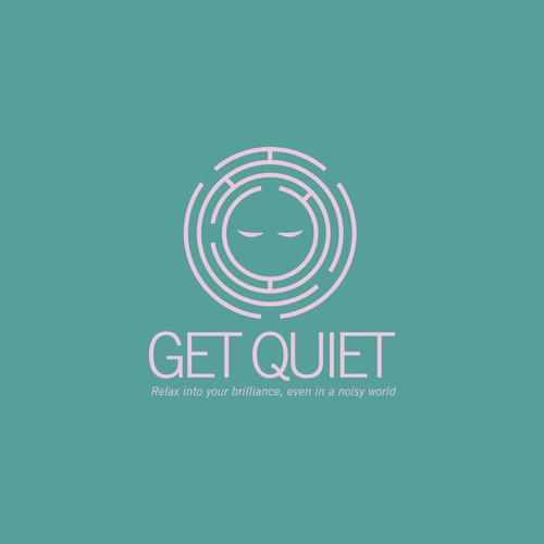 Quiet logo with the title 'Get Quiet'