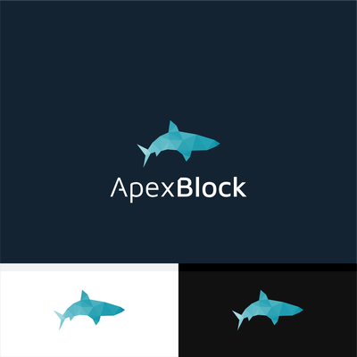 logo designs for next big blockchain technology company