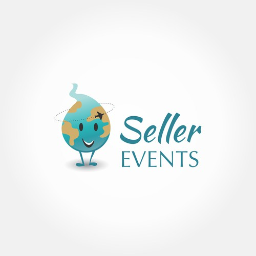 Seller logo with the title 'Seller Events ~ Earth Character'
