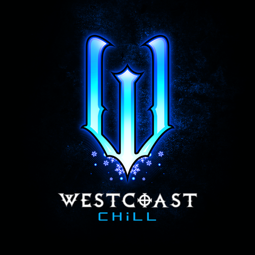 Popular logo with the title 'Westcoast Chill'