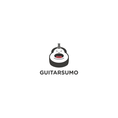 Strings design with the title 'Guitarsumo'