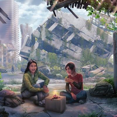 Fanart of The Last Of Us #2