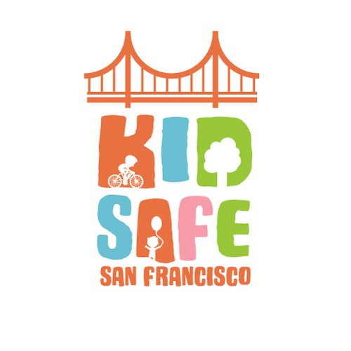 San Francisco logo with the title 'Kid Safe'