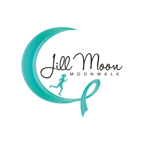 Cancer logo with the title 'Jill Moon'