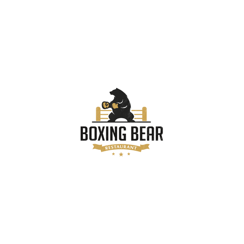 Power design with the title 'Boxing Bear'