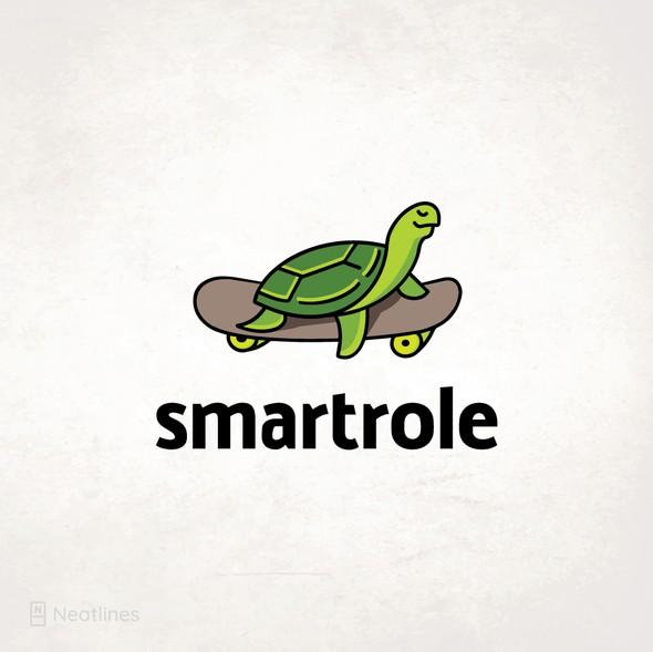 Favicon logo with the title 'Smartrole'
