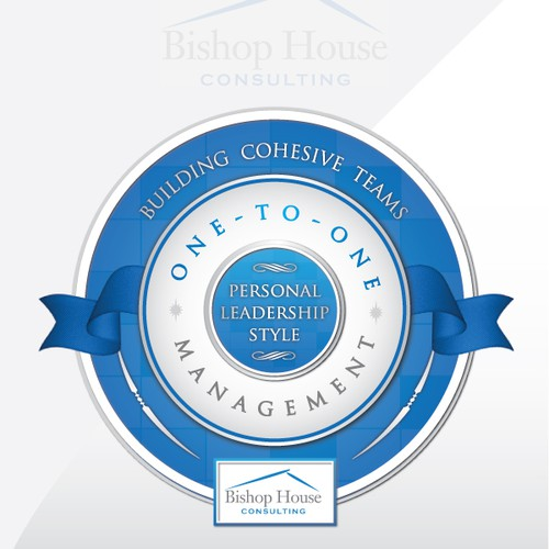 Badge artwork with the title 'Custom Seal Design'