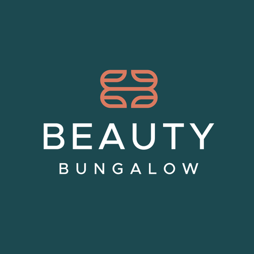 Beauty logo with the title 'BEAUTY BUNGALOW'