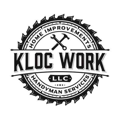 Hammer logo with the title 'Kloc Work LLC'