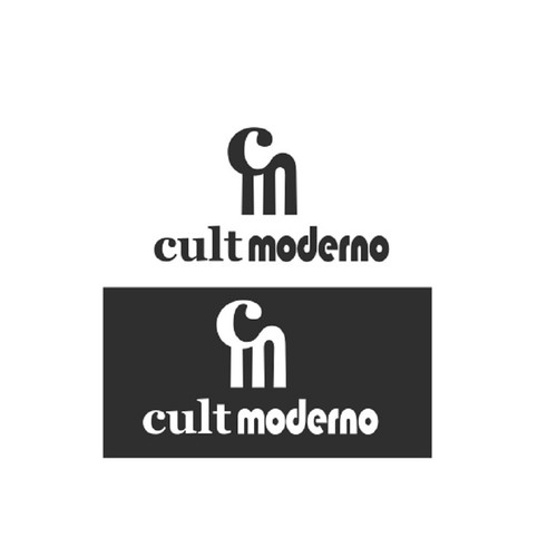 Cult logo with the title 'logo concept'