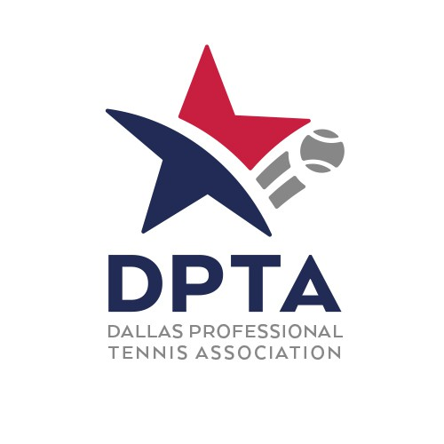 Dallas design with the title 'DPTA Organisational Logo'