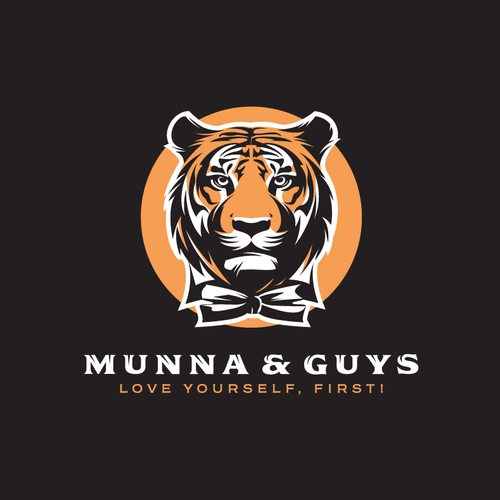 Gentleman logo with the title 'MUNNA & GUYS'
