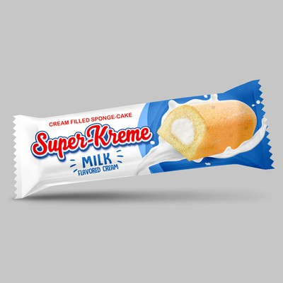 Super-Kreme Filled Sponge Cake