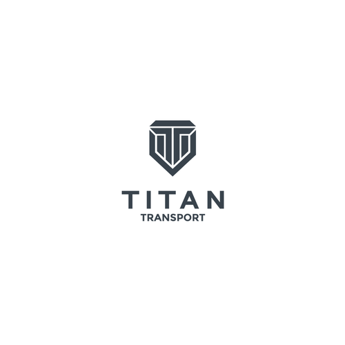 Titan design with the title 'Transport'
