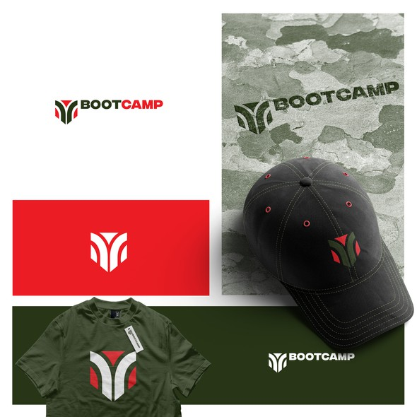 Shooter logo with the title 'Gaming Bootcamp!'