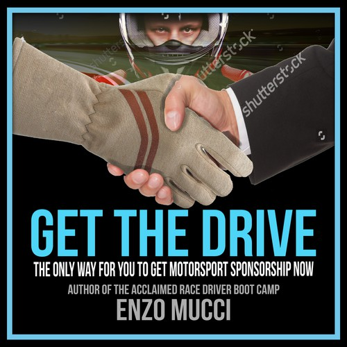 Deal design with the title 'Get the drive'