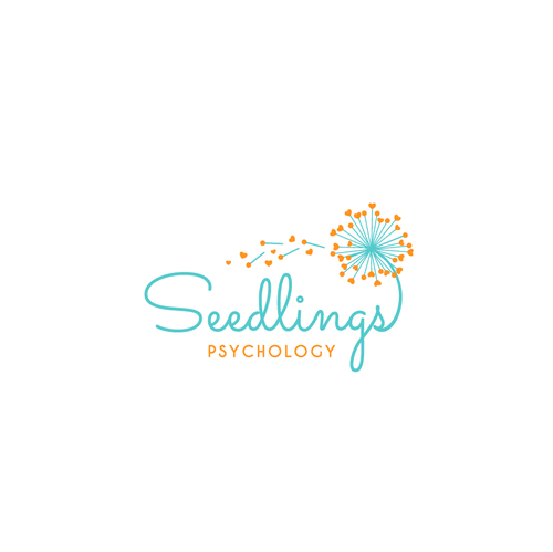 Clinic logo with the title 'Logo | Seedlings'