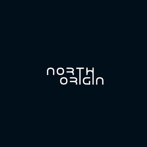 Streetwear logo with the title 'North Origin'
